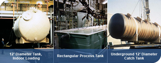 An-Cor DKG | Products - Tanks & Vessels