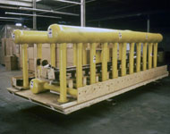 Chlorine Gas Collection Headers